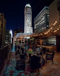 Roof Top Bars In Nyc Upstairs Rooftop Bar At The Kimberly Hotel Nyc Rooftop Bars Nyc