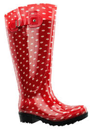 womens boots wide calf sale s wide calf boot polka dot