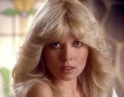 feathered hair 1980s when did teased hair come in for women