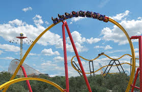 Six Flags Rollercoaster Wonder Woman Golden Lasso Coaster Coming To Six Flags Fiesta Texas