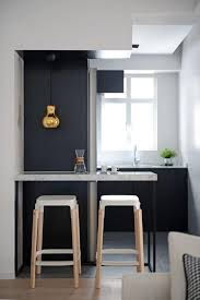 mini bar cuisine découvrez nos 84 jolies propositions pour cuisine avec bar studio