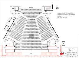 Seating Option Shoalhaven Entertainment Centre Hire Auditorium