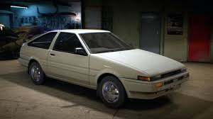toyota ae86 corolla toyota sprinter gt apex ae86 need for speed wiki fandom