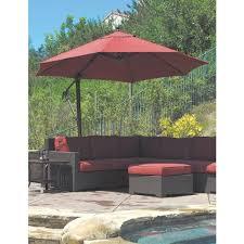 Large Cantilever Patio Umbrella 11 U0027 Offset Umbrella Cantilever Umbrella Ipatioumbrella Com