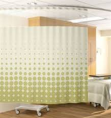 hospital ceiling curtain track accessories cubicle privacy