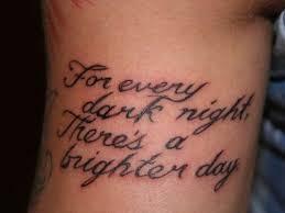 10 inspirational word tattoos tattoo com