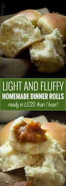 classic dinner rolls made in less than 1 hour the chunky chef