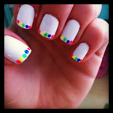 design f r fingern gel summer nail design see more nail designs on http
