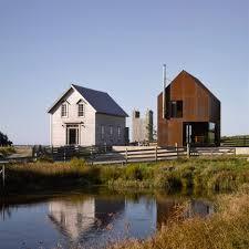 Cabin Architecture Mackay Lyons Sweetapple Elevates Cabin In Nova Scotia On Concrete