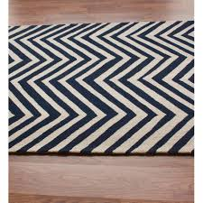 navy blue chevron rug creative rugs decoration