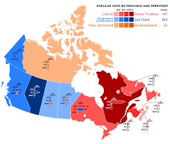 1980 Presidential Election Map by General Election Ultralink Category