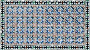 moroccan hand painted tiles moroccan tiles los angeles