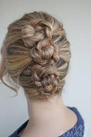 different hair buns 101 easy bun hairstyles for hair and medium hair