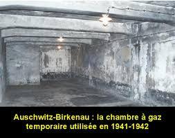les chambres à gaz déportés politiques à auschwitz le convoi du 6 juillet 1942 trois