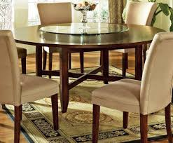 48 inch round expandable dining table zenboa