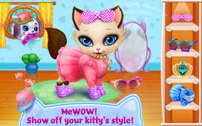 kitty love fluffy pet android apps google play