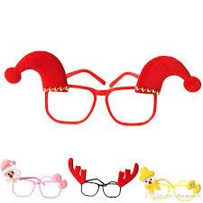 christmas glasses wholesale christmas glasses for children s snowman elk