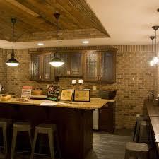 basement homes basement ideas brick varyhomedesign com