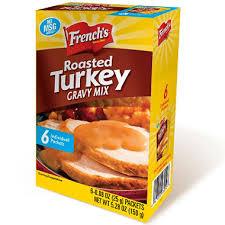 turkey gravy mix s roasted turkey gravy mix 6 88 oz packets sam s club