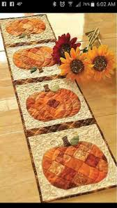 Fall Table Runners by 119 Best Pumpkin Quilts Wool Images On Pinterest Pumpkin