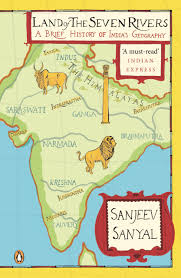 India Geography Map by Buy Land Of The Seven Rivers A Brief History Of India U0027s Geography