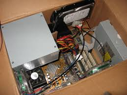 no computer case no worries gough u0027s tech zone