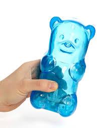 Night Light Kids Room by Gummygoods Gummy Bear Nightlight Blue Bears Lights And Room