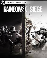 what does siege tom clancy s rainbow six siege