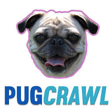 pug crawl pugcrawl twitter
