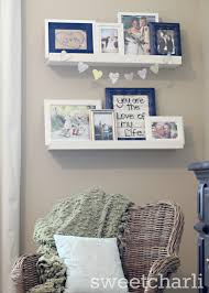 ikea ledges make the most of your bedroom makeover with ikea items sweet charli