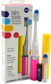 Travel Toothbrush images Violife sunset slim sonic electric travel toothbrush electric jpeg