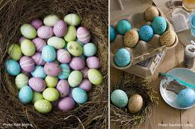Easter Spring Decorations by 4 Easy Easter Egg Decorating Ideas At Home With Kim Vallee