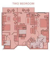 Saratoga Springs Grand Villa Floor Plan What Beds Are In 2nd Br Of Bcv Bwv The Dis Disney Discussion