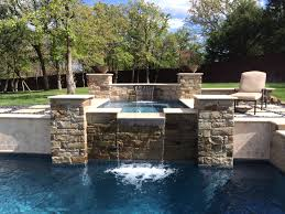 Backyard City Pools by Swimming Pool Contractor Oklahoma City Ok Aqua Craft Pool