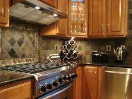 oak kitchen design ideas comely small l shape kitchen design using diagonal grey limestone