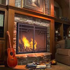 glass fireplace cover cpmpublishingcom
