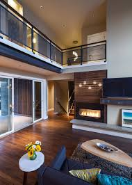 multiple sliding glass doors architecture modern design living room design with spacy style