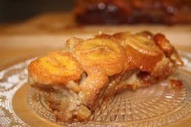 recette de cuisine antillaise guadeloupe recette de gâteau renversé banane rhum raisinsmycaraibes com