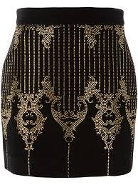 high waisted skirts balmain women high waisted skirts sale online balmain women high