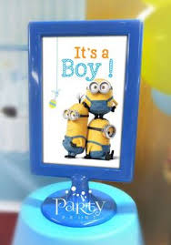 minions baby shower despicable me minions baby shower party ideas minion baby