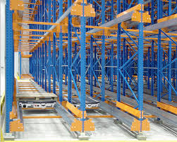 automated pallet storage system innovative and efficient storage