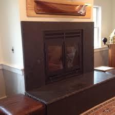 zero clearance wood fireplace hearthroom 36 single sided