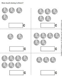 Counting Coins Worksheet Generator Counting Dimes Up To Ten Worksheet Turtle Diary