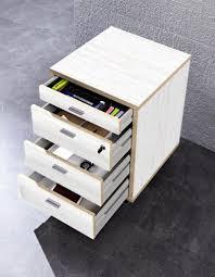 Wood 4 Drawer Filing Cabinet by Germania Helsinki Modern Filing Cabinet In White Pine U0026 Light Oak