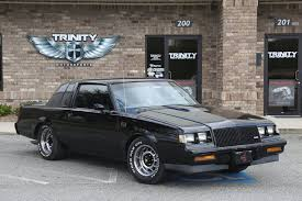 Buick Grand National Car Buick Grand National Trinity Motorsports
