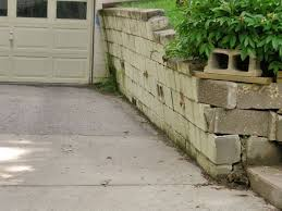 retaining wall repair in seattle olympia tacoma wa concrete