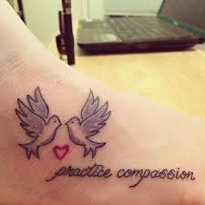 40 cute dove tattoos for men u0026 women