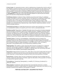 how to write an evidence based practice paper 6 evidence review judging the evidence for causal relationships page 107