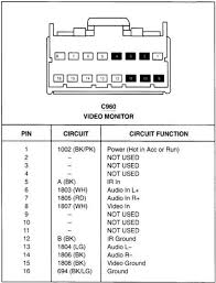 jvc car stereo wiring diagram color with blueprint 45053 in 2001