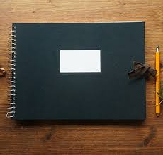 Luxury Photo Albums The Magic Notebook O Check Stationery